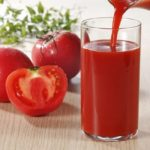 トマトを食べるなら夜がいい!ジュース&サラダで!