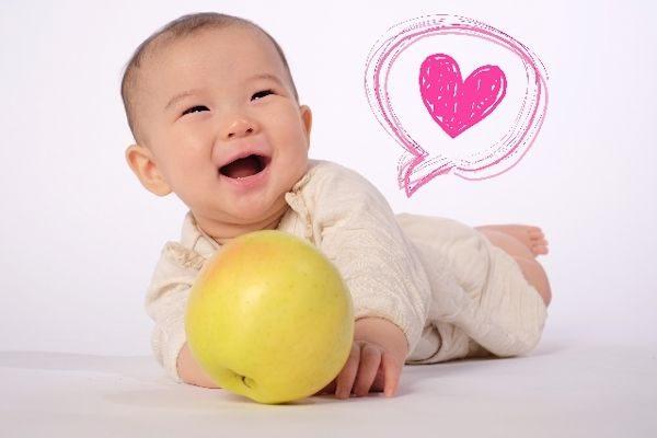 赤ちゃんの手作り離乳食