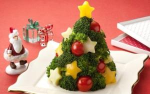 クリスマスのヘルシー