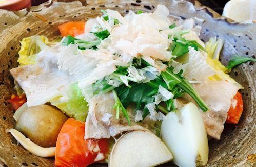 冷え性温野菜