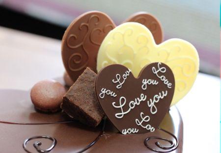 チョコレート効能