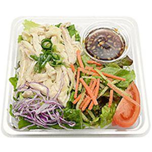 コンビニダイエット鶏サラダ