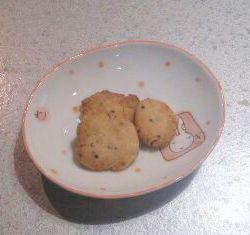 ココナッツオイルえごま入ヘルシー万能クッキー犬猫用