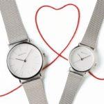 北欧の腕時計デザインに魅せられる-センスある男女の「時を刻む」大人のペアウォッチ-ホワイトデーに