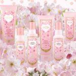 2016年桜が香るコスメは桜モチーフやボトル!この春女子力アップ!