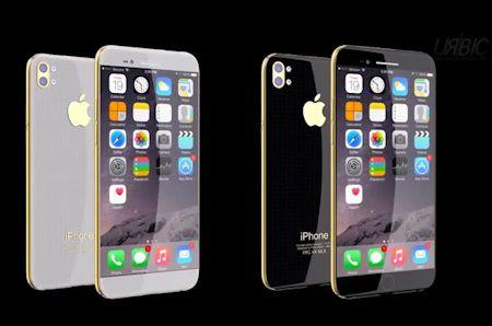 美しくなる「iPhone」