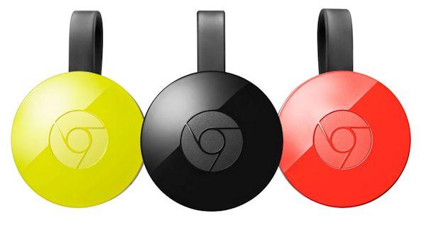 Chromecast 「クロームキャスト」