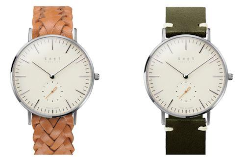 knotセンスある時計