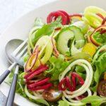 男のトレーニング中の体づくりの食事3大基本ルールの第1位!野菜摂取方法!