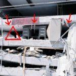 緊急地震速報!安全確率が高い場所は「三角スポット」机の下の避難じゃない?