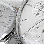 ドイツ製デザイン腕時計の機能的表現センスは男の物欲を刺激し納得できる