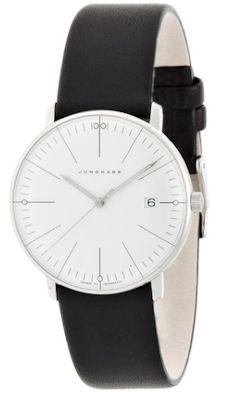 腕時計の機能的表現センスは男の物欲を刺激ブラック
