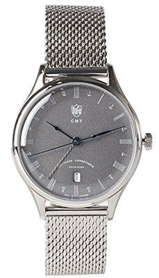 ドイツ腕時計Weimar GMT