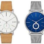 北欧デザイン腕時計は生活空間と調和し男女共ファッションセンスが光る