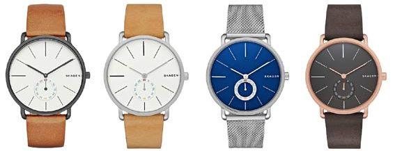 センスがいい北欧デザイン腕時計