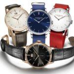 イタリアデザイン腕時計