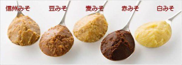 抗がん作用のある味噌の種類