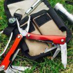 災害時の命を救う携帯道具「マルチツール」を用意!男はシンプルで女はかわいいモノ!