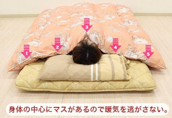 快適睡眠03