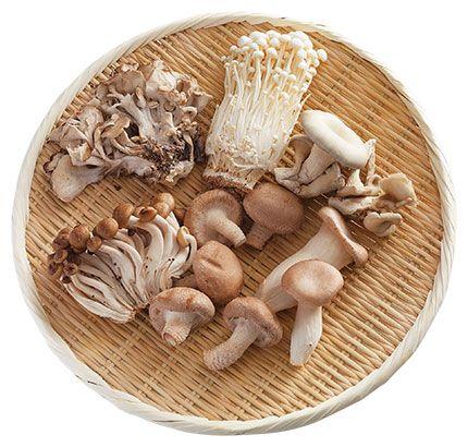 「きのこ」は乾燥と冷凍をすることで驚くほど栄養価がアップ!キノコは健康の万能食材!