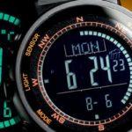 デジタルウォッチのデザインが進化!健康管理や天気予報など多機能な腕時計