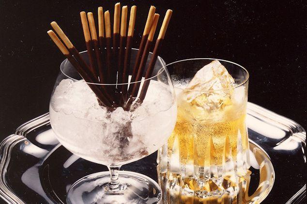 ウイスキーにあうポッキー〈大人の琥珀〉