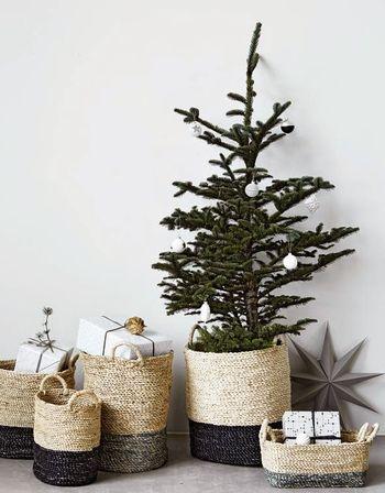 シンプルなクリスマス