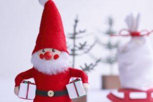 クリスマスプレゼント孫に贈る