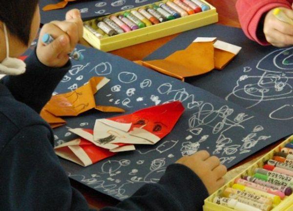 クリスマスプレゼント!幼児の孫と親に喜ばれる絵画教育「美術編」孫にプレゼント