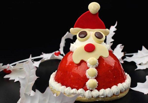 クリスマスケーキの手抜き