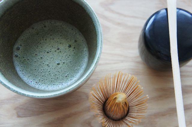抹茶は茶葉の栄養を丸ごと摂れる