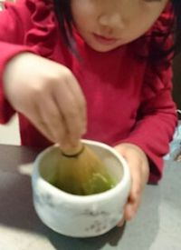 殺菌効果がある粉末緑茶と抹茶は毎日1杯02