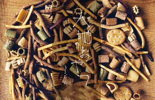 【大地のおやつ&スバメヤ】安心なお菓子を探していたら、和菓子職人と油屋のコラボお菓子があった!