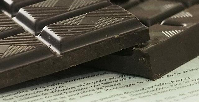 バレンタインデーのチョコレートにはひとかけの幸せと健康を…
