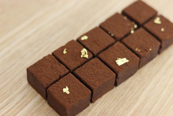 純米大吟醸 梵GOLD使用!大吟醸生チョコレート