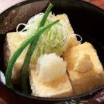 「厚揚げ」大豆加工品で超おすすめ!豆腐のカルシウム・鉄分・たんぱく質が数倍!ダイエット!