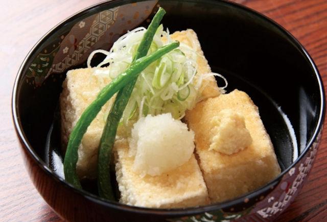 「厚揚げ」大豆加工品で超おすすめ!豆腐のカルシウム2倍!鉄分3倍!たんぱく質5倍!ダイエット!