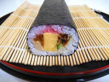 2月3日「恵方」を剥いて「恵方巻」を食べよう!