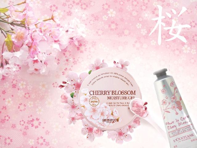 桜の香りハンドクリーム!春限定のさくらコスメはプチギフトに最適!お礼やホワイトデーのお返しに!