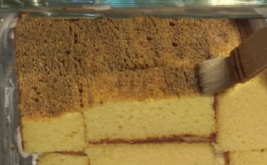 【スコップケーキ】カロリーカットもできる健康レシピ!ヘルシーティラミス