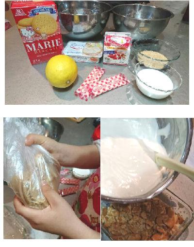 【スコップケーキ】カロリーカットもできる健康レシピレアチーズケーキ