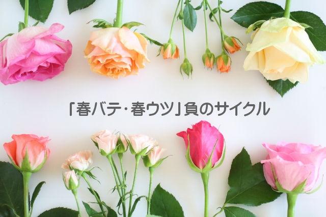 「春バテ・春うつ」負のサイクルを上手に乗り切ろう!3月下旬~おきる症状