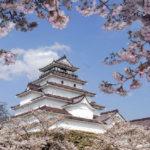 春旅!名城の桜めぐりで桜祭り!夜桜まで楽しめる桜の名所を紹介!