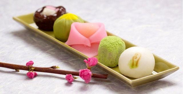 和菓子作りの体験をしてみよう!