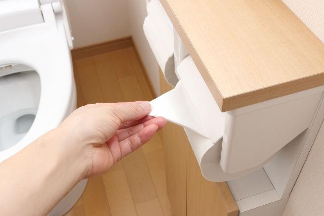 トイレットペーパーを次の人のために折る心遣いダメ?現代は三角形ではない?