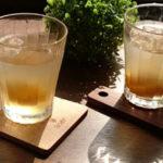 【梅の効果】食中毒やピロリ菌の予防!2週間後に飲む梅酒と梅はちみつシロップの作り方