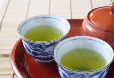 日本茶の種類と淹れ方