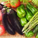 【葉月】ていねいに暮らす-8月の旬の食材!真夏と秋口(8月中旬以降)の食べ方の違い!