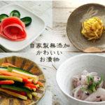 漬物は安心無添加の自家製!簡単生きている漬物レシピ12選!植物性乳酸菌低カロリー食は日本伝統ローフード