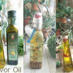 フレーバーオイルの作り方&料理の幅が広がる使い方!レモン・スパイス・ハーブ使用